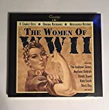 The Women Of WWII 4 CD Boxed Set