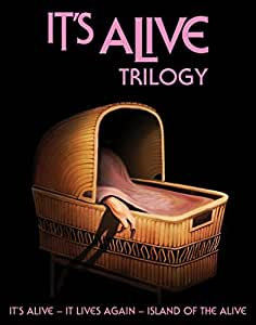 It's Alive Trilogy [Blu-ray]