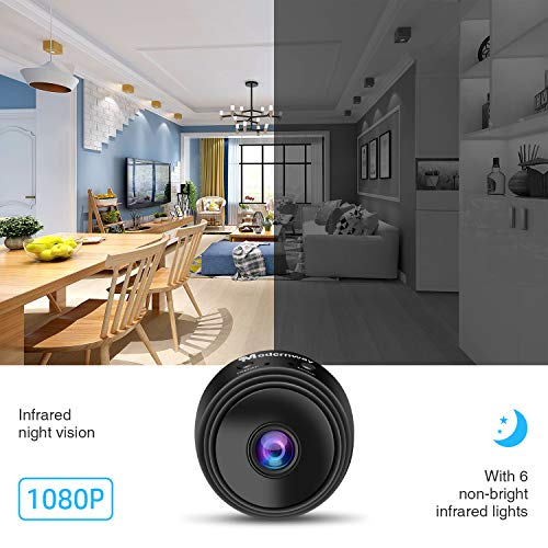 Mini Spy Camera Wifi Hidden Camera Modernway 1080p Wireless