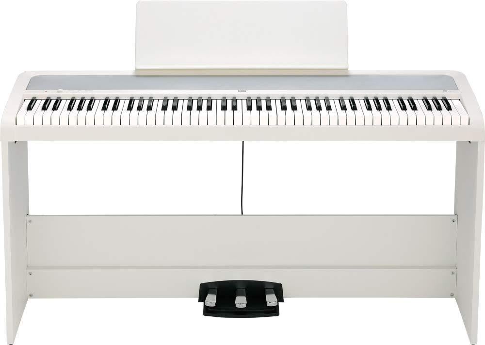 Korg B2SP 88-Key Digital Piano w/Stand White