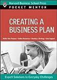 Creating a Business Plan (Pocket Mentor)