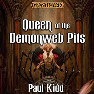 Queen of the Demonweb Pits Audiobook
