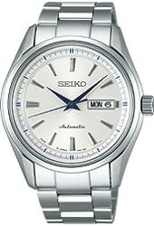 SEIKO watch PRESAGE mechanical self-winding (with manual winding) SARY055 Men