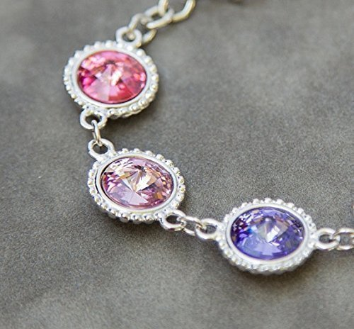 Mothers Bracelet, Grandmothers Birthstone Jewelry
