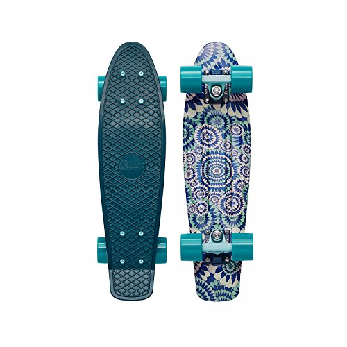 Penny Graphic Complete Skateboard - Althea 22