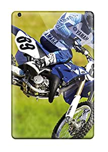 Jose de la Barra's Shop Cute Appearance Cover/tpu Yamaha Motocross Bike Case For Ipad Mini