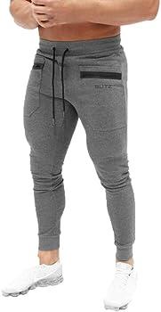 Doreleven👉👉💟 Pantalones Hombre Pitillo Modernos Chandal Color ...