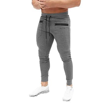 Pantalones Hombre Chandal,Modaworld Pantalon Deportivo Hombre ...