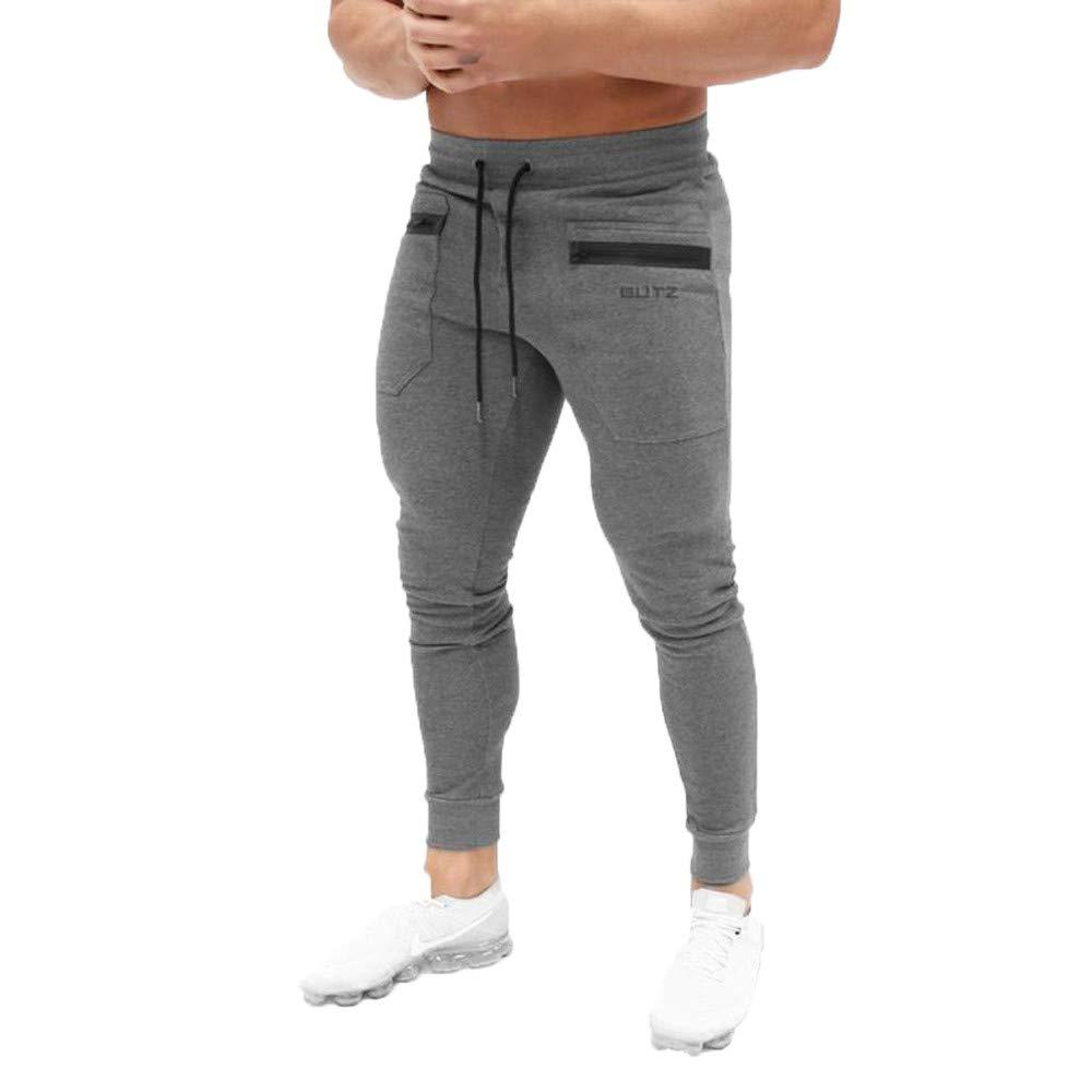 Pantaloni Sportivi da Uomo Pantaloni Sportivi Pantaloni Sportivi Pantaloni Sportivi Pantaloni Uomo Pure Colour Tuta Stampata Borsa Sportiva Pantaloni Sportivi da Lavoro Pantaloni Casual