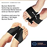 Copper Compression Bunion Corrector And Bunion