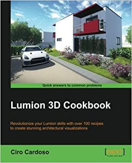 Buy Lumion 3D Cookbook Book Online at Low Prices in India
