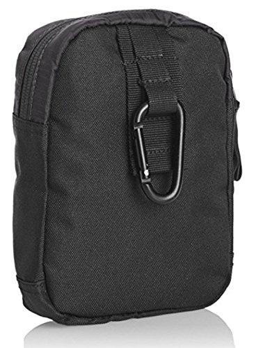 National Geographic Gürteltasche Explorer Bauchtasche Hüfttasche schwarz 18,5x4x13,5cm Tasche 01102 06 Bowatex