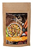 Bedrock Beef Chili Freeze Dried Gluten Free Paleo Meal for Backpacking and Camping
