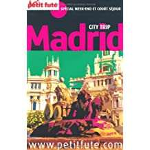 MADRID 2010 : (PLAN DE VILLE INCLUS)