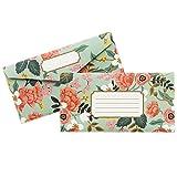 Rifle Paper Co. Mint Birch Monarch Envelopes