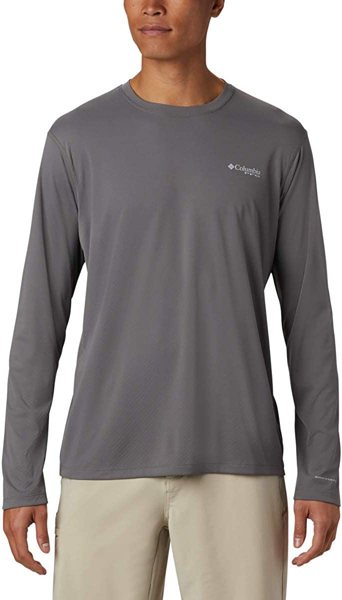 Columbia Men's PFG ZERO Rules LS Shirt