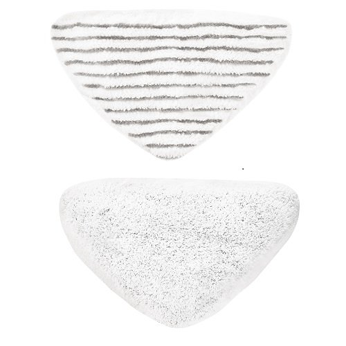 Bissell Steam Cleaners Parts - Bissell Steam Mop Select Replacement Pads, 2 pk, 76B2A