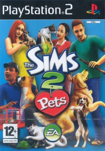 The Sims 2 Pets Ps2 Amazon Co Uk Pc Video Games