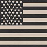 Subdued US Flag Biker Bandana 22'' x 22''