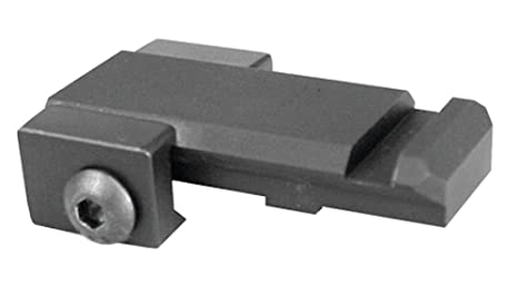 Yankee Hill Machine QDS Gas Block Rail YHM-230