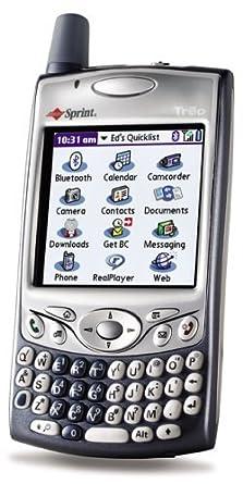 amazon com palm treo 650 sprint smartphone cell phones accessories rh amazon com Palm Treo 750 Palm Treo 300
