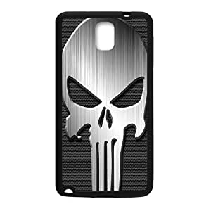 NICKER The Steel Skull Cell Phone Case for Samsung Galaxy Note3