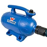"Image of Xpower ""B-4"" 3 HP Variable Speed 2-in-1 Pet Dryer and Vacuum"