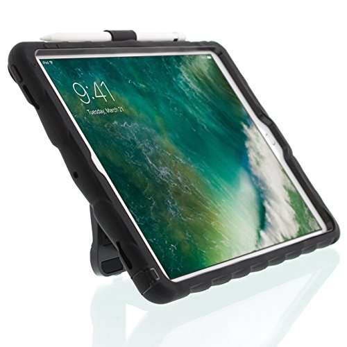 - Gumdrop Hideaway Case with Stand Designed for The New Apple iPad Air 10.5 (2019) and The Apple iPad Pro 10.5 Tablet for K-12 Students, Kids - Black, Rugged, Shock Absorbing, Extreme Drop Protection