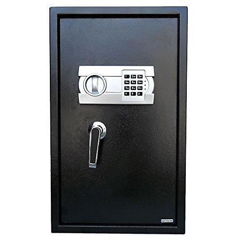 Benlet Home Office Security Safe 1.8 Cubic Feet Electronic Digital Keypad Steel Black Box by Benlet (Image #7)