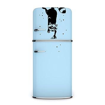 Kitchen /& Dining Gadget Home Decor Refrigerator Decal Fridge Sticker Wallpaper