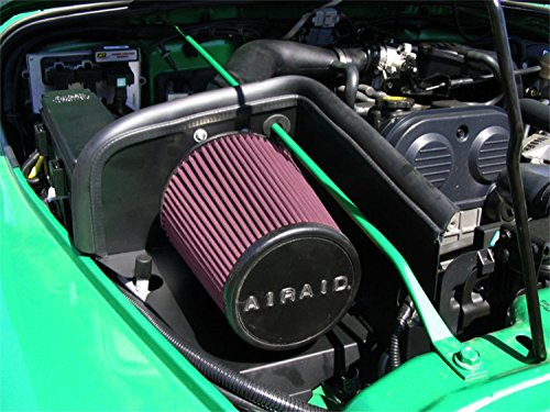 Airaid 311-137 SynthaMax Dry Filter Intake System by Airaid (Image #3)