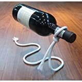 AUCH Magic Lasso Floating Illusion Rope Wine Bottle Holde/Rack/Stand - Balances Wine In the Air