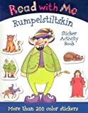 Read with Me Rumpelstiltskin: Sticker Activity Book with Sticker (Read with Me (Make Believe Ideas))