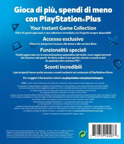 Playstation Plus Card 90gg: Amazon.es: Electrónica