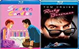 Risky Business & Sixteen Candles Molly Ringwald... Blu Ray Fun Comedy 80's High School Teen movie Set
