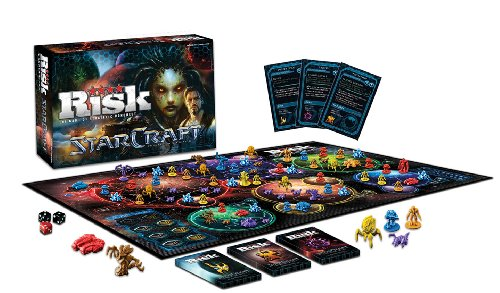 (RISK: StarCraft Collector's Edition)