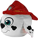 "The Northwest Company Paw Patrol Marshall 3D Ultra-Stretch Travel Cloud Pillow, 11"" x 11"""