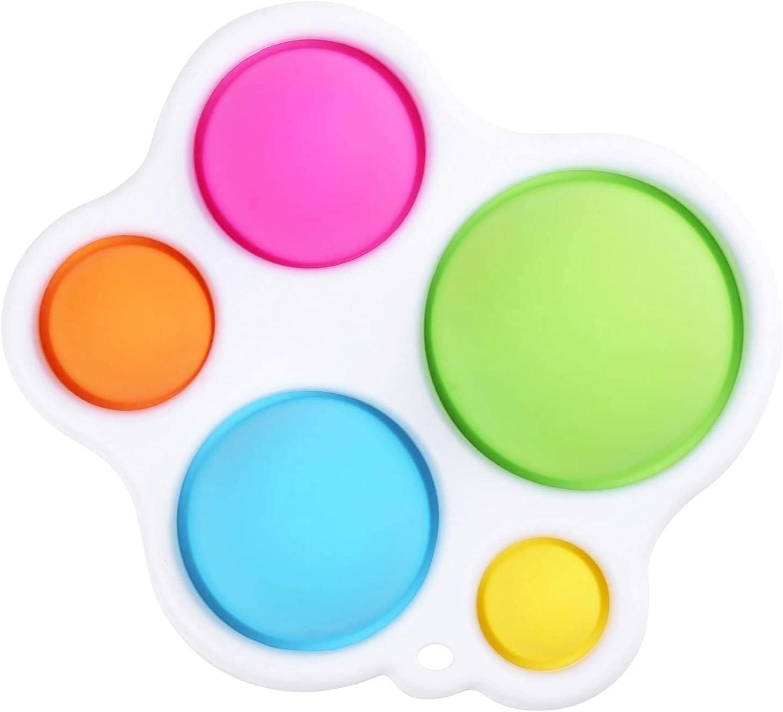 Simple Dimple 5 Circles