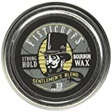 Fisticuffs Strong Hold Mustache Wax Gentlemen's Blend 1 OZ. Tin
