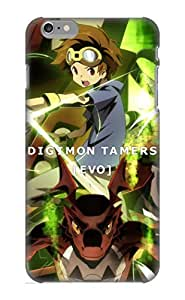 Awesome Design Anime Digimon Hard Case Cover For Iphone 6 Plus(gift For Lovers)