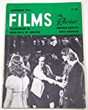 img - for Films in Review (November, 1975) book / textbook / text book