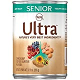 Nutro ULTRA Senior Chunks in Gravy Canned Dog Food 12.5 oz. Cans (Pack of 12)