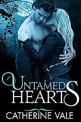 Untamed Hearts (Untamable #1) (BBW Biker Werewolf Romance) (English Edition)