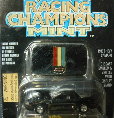 Racing Champions Mint 1996 Chevy Camaro