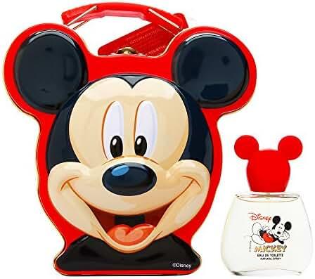 Mickey Mouse Fragrance & Collector's Tin