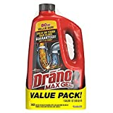Drano Max Clog Remover Twin Pack, 160 Ounce (Pack of 4)