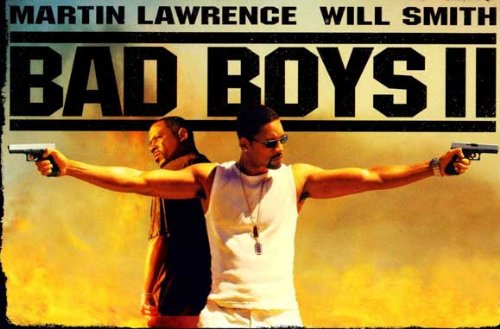 - Bad Boys II Poster Movie C 11x17 Martin Lawrence Will Smith Gabrielle Union Joe Pantoliano