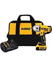 """Dewalt DCF899M1 20V MAX XR Brushless High Torque Impact Wrench with Dentent Pin Anvil, 1/2"""""""""""""""