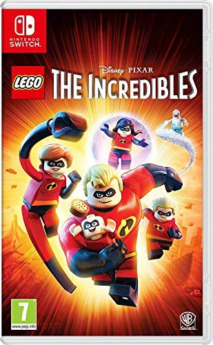 LEGO The Incredibles (Nintendo Switch) UK IMPORT