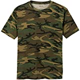 Joe's USA(tm Camo Camoflauge Camo T-Shirt,Large Military Camo